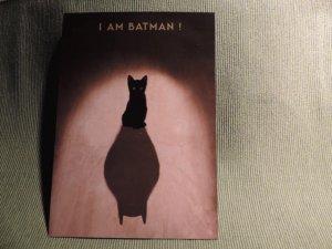 Postkarte Batman