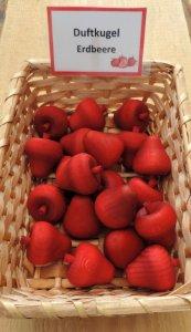 Duftkugel Erdbeere