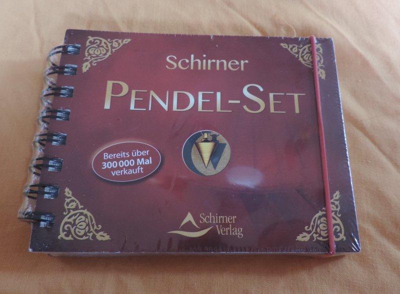 Pendel Set mit Messing- Pendel