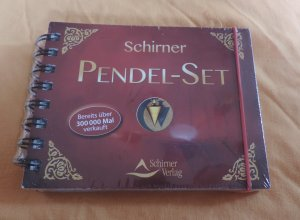 Pendel Set mit Messing- Pendel