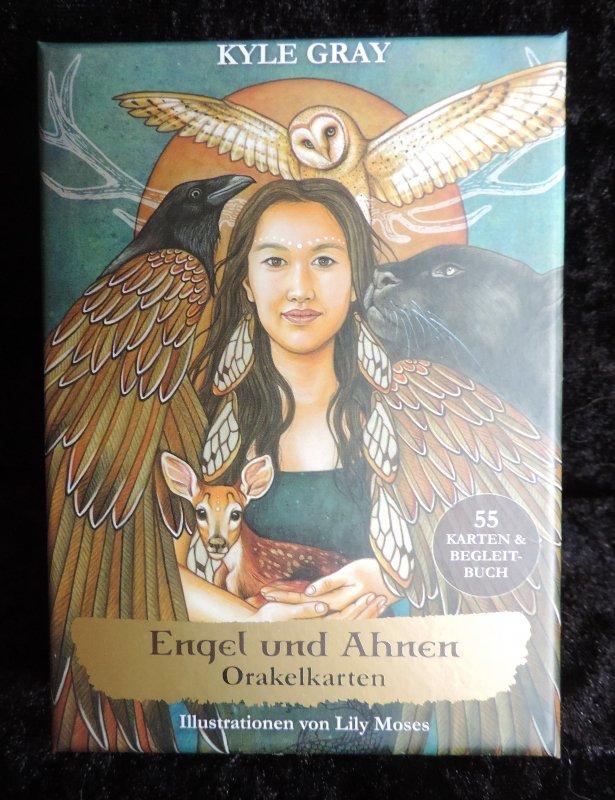 Orakelkarten Engel und Ahnen