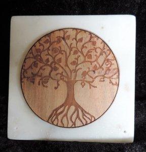 Räucherstäbchenhalter Lebensbaum