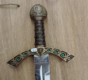 Deko-Schwerter